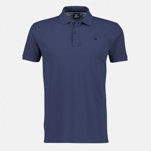 Basis Poloshirt BLUE | 2XL