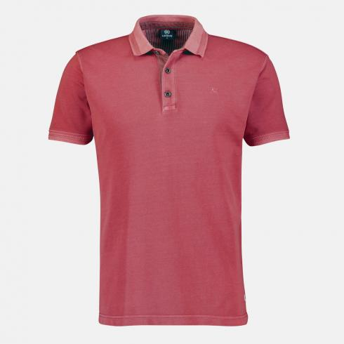Uni polo shirt CORAL RED | 2XL